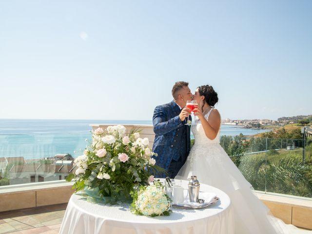 Il matrimonio di Pasquale e Eleonora a Belvedere  Marittimo, Cosenza 35