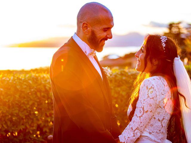 Le nozze di Paola e Manuel