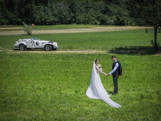 Le nozze di Jessica e Fabrizio