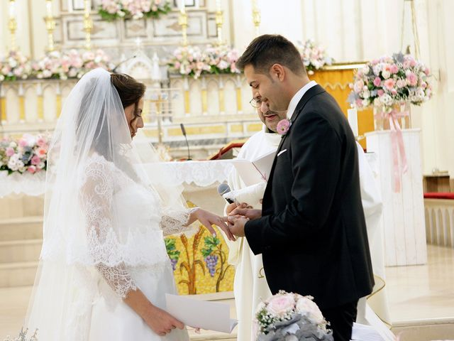 Il matrimonio di Maria e Giuseppe a Barletta, Bari 35
