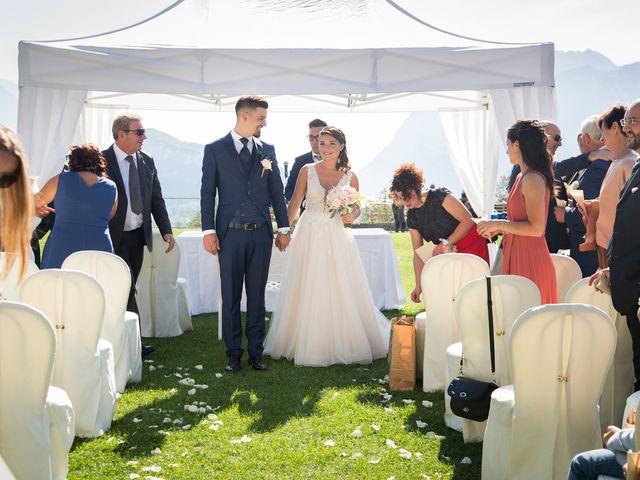 Il matrimonio di Giovanni e Anna a Riva del Garda, Trento 36