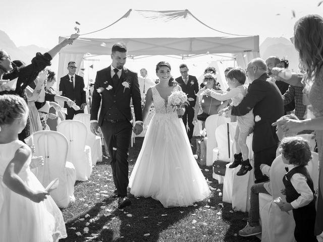 Il matrimonio di Giovanni e Anna a Riva del Garda, Trento 37