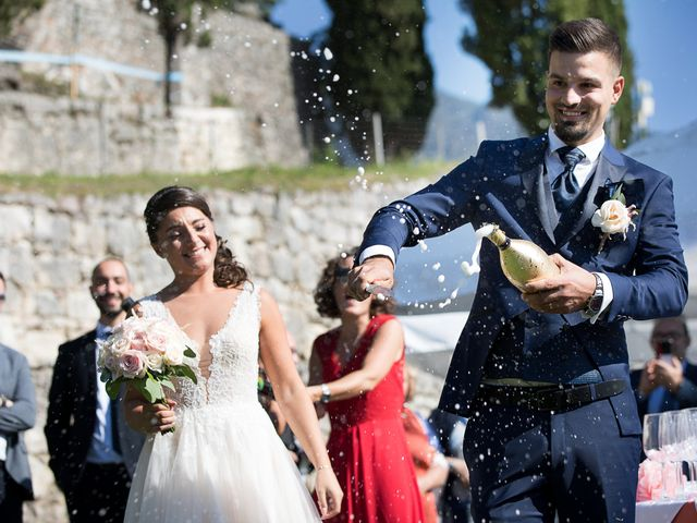 Il matrimonio di Giovanni e Anna a Riva del Garda, Trento 38