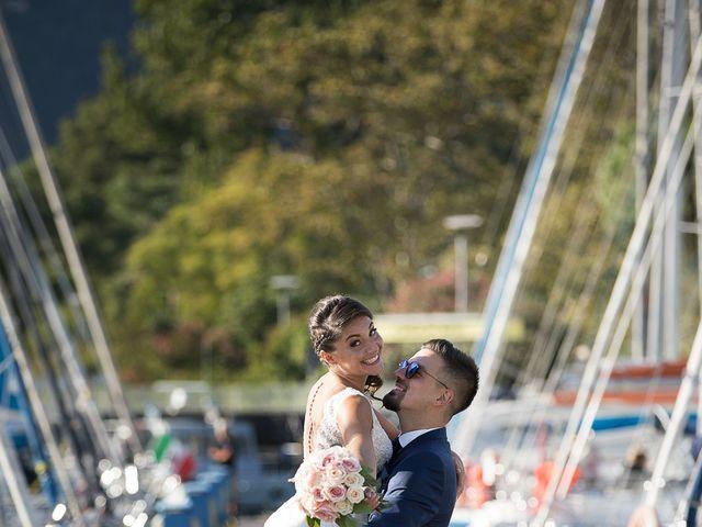 Il matrimonio di Giovanni e Anna a Riva del Garda, Trento 43