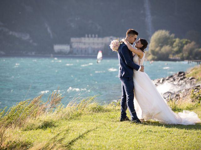Il matrimonio di Giovanni e Anna a Riva del Garda, Trento 46