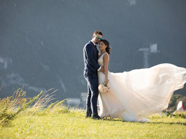 Il matrimonio di Giovanni e Anna a Riva del Garda, Trento 48