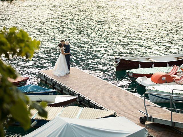 Il matrimonio di Giovanni e Anna a Riva del Garda, Trento 1