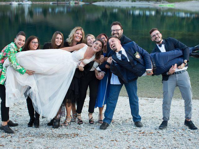 Il matrimonio di Giovanni e Anna a Riva del Garda, Trento 57