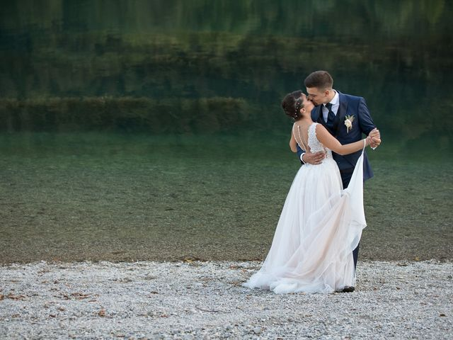 Il matrimonio di Giovanni e Anna a Riva del Garda, Trento 58