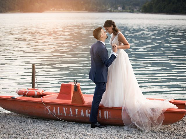 Il matrimonio di Giovanni e Anna a Riva del Garda, Trento 59