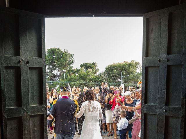 le nozze di Francesca e Salvo