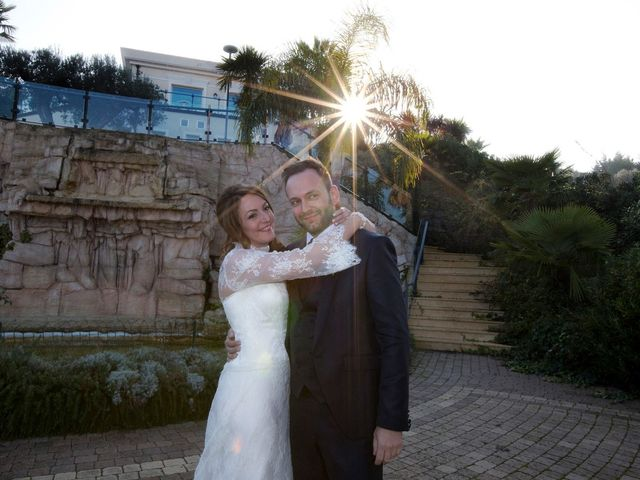 Le nozze di Lilla e Antonio