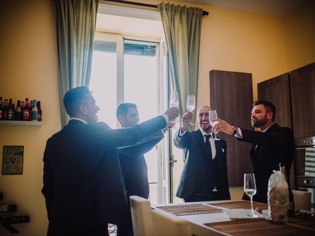 Il matrimonio di Giuseppe e Paola a Napoli, Napoli 24