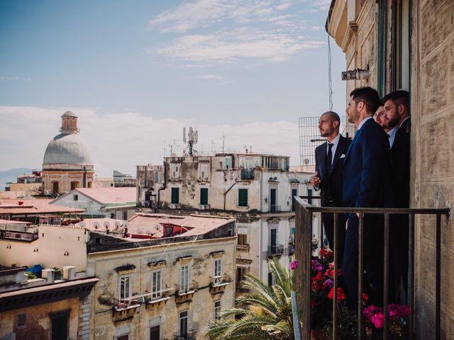Il matrimonio di Giuseppe e Paola a Napoli, Napoli 26