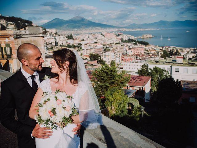 Il matrimonio di Giuseppe e Paola a Napoli, Napoli 66