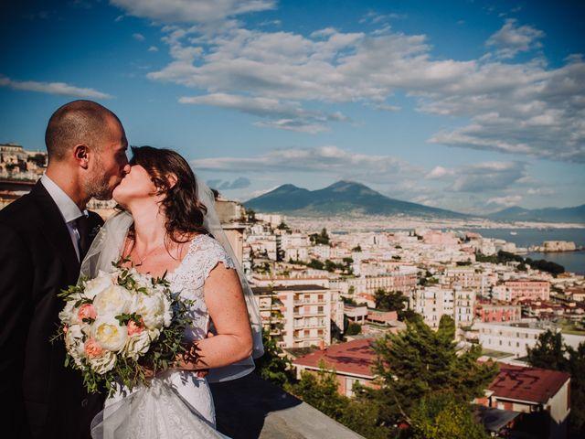 Il matrimonio di Giuseppe e Paola a Napoli, Napoli 67