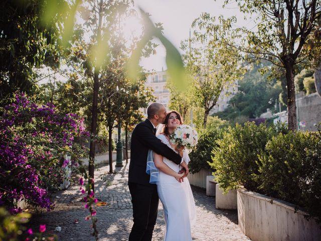 Il matrimonio di Giuseppe e Paola a Napoli, Napoli 1