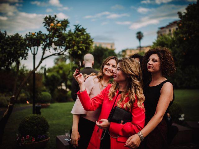 Il matrimonio di Giuseppe e Paola a Napoli, Napoli 73