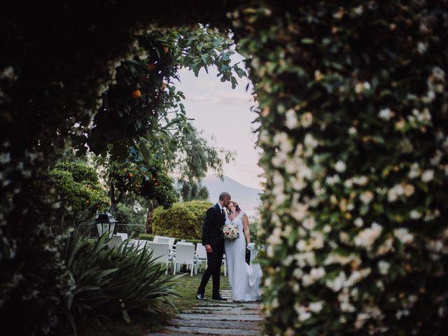 Il matrimonio di Giuseppe e Paola a Napoli, Napoli 90