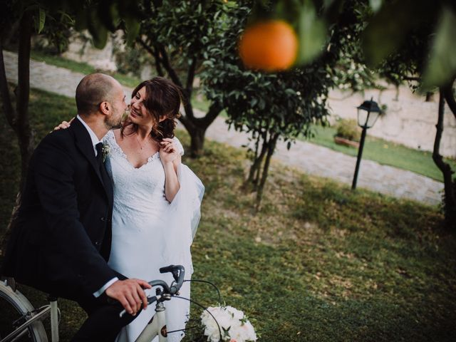 Il matrimonio di Giuseppe e Paola a Napoli, Napoli 93