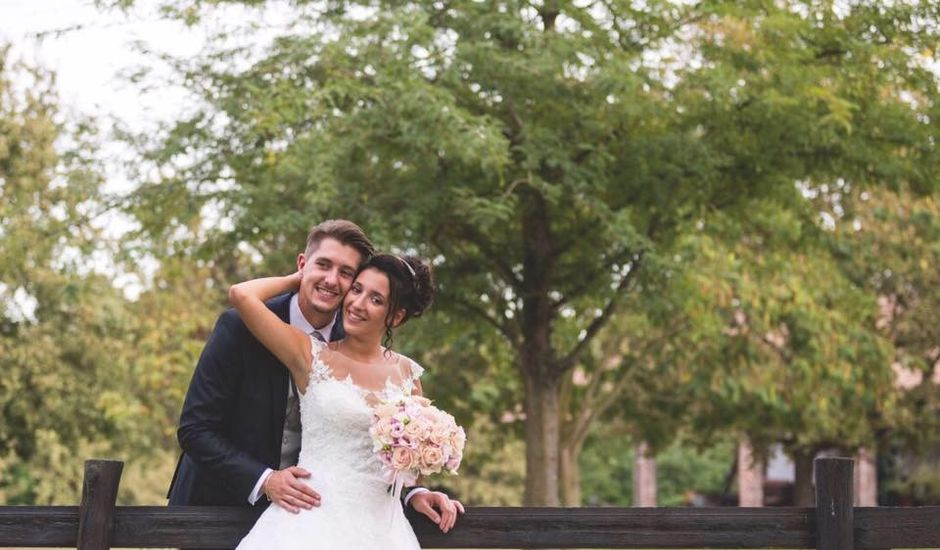 Il matrimonio di Matteo e Elisa a Lomello, Pavia