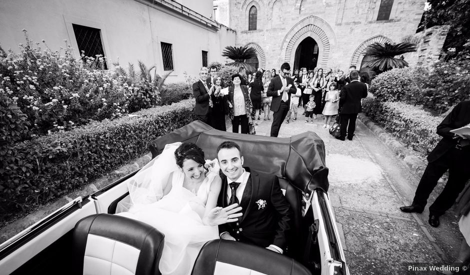Il matrimonio di Giulio e Simona a Palermo, Palermo