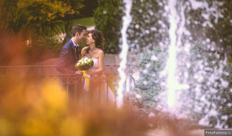 Il matrimonio di Fabio e Gloria a Nembro, Bergamo