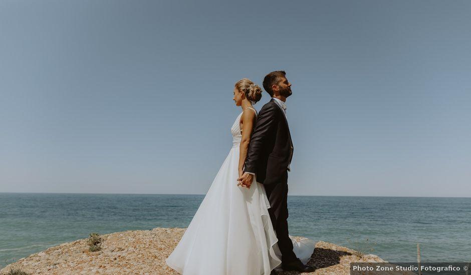 Il matrimonio di Andrea e Claudia a Pescara, Pescara