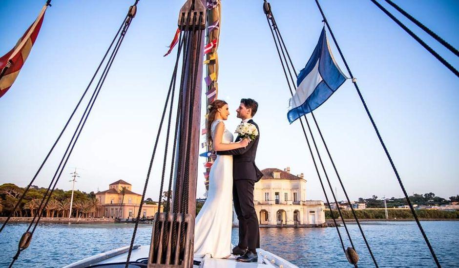Il matrimonio di Dario e Francesca  a Bacoli, Napoli