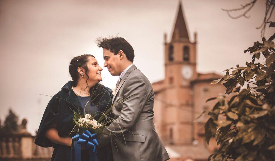 Il matrimonio di Fulvio e Filomena a Oviglio, Alessandria