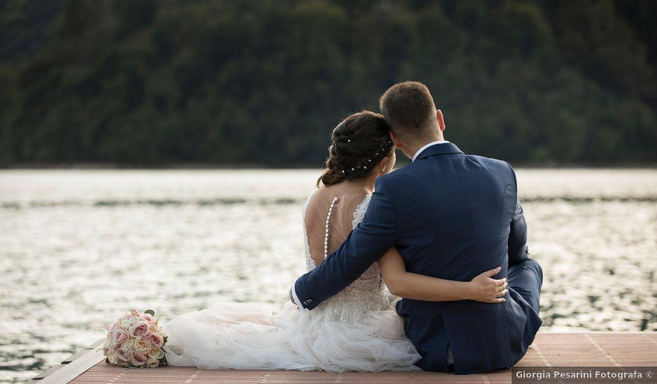 Il matrimonio di Giovanni e Anna a Riva del Garda, Trento