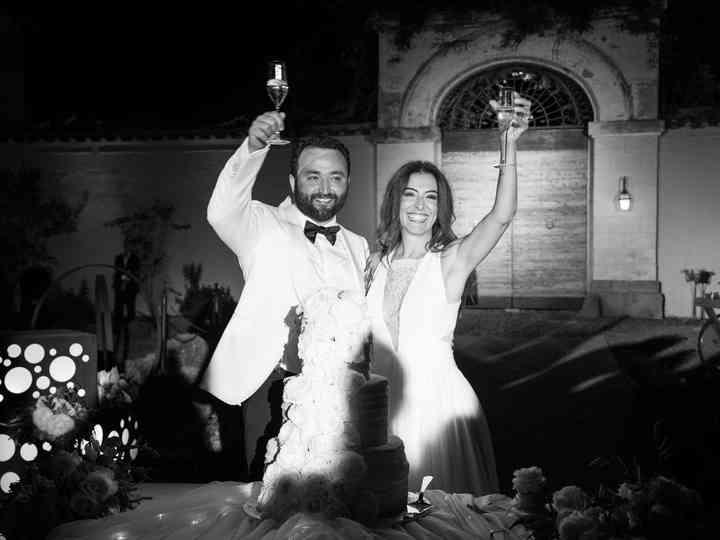 le nozze di Ebru e Engin