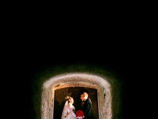 Le nozze di Raluca e Andrea 1