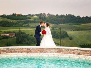 Le nozze di Raluca e Andrea