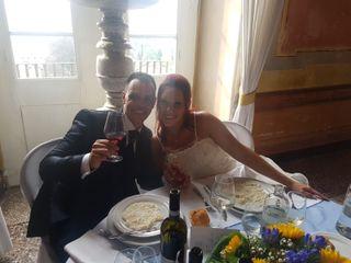 Le nozze di Cristina e Davide