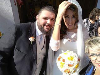 Le nozze di GIUSEPPE & ANNA  e Anna 1