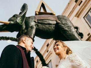 Le nozze di Elisabetta e Vincenzo 1