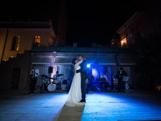 Le nozze di Noemi e Daniele