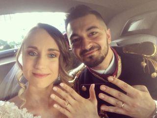 Le nozze di Isabella e Giuseppe
