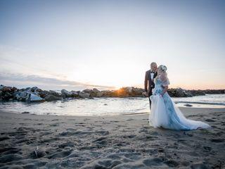 Le nozze di Daniela e Sandro