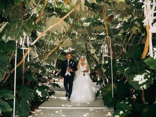 Le nozze di Elisa e Liviu 1