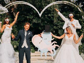 Le nozze di Elisa e Liviu 3