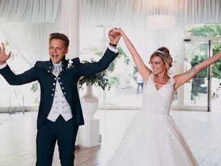 Le nozze di Elisa e Liviu