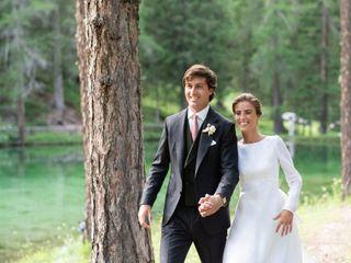 Le nozze di Ludovica e Leone