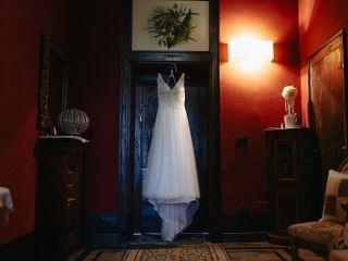 Le nozze di Greta e Enrico 1