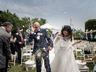Le nozze di Teresa e Andrea