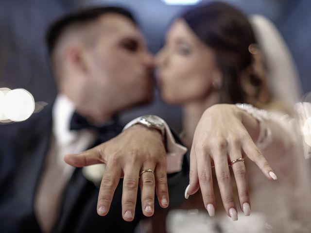 Le nozze di Giorgia e Niccolò