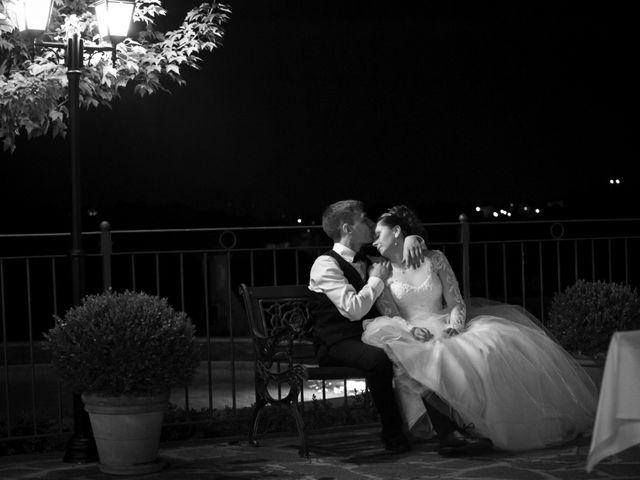 Il matrimonio di Andrea e Raluca a Costigliole d'Asti, Asti 1