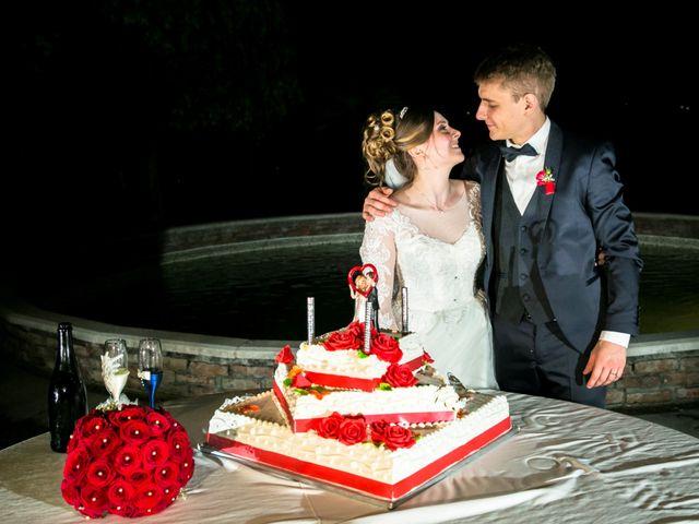Il matrimonio di Andrea e Raluca a Costigliole d'Asti, Asti 18