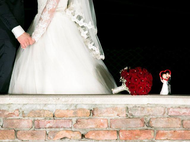 Il matrimonio di Andrea e Raluca a Costigliole d'Asti, Asti 19